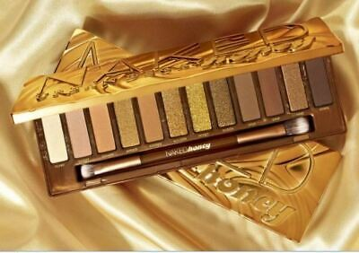 Brand New Boxed Urban Decay Naked Honey Eyeshadow Palette Rrp £42 12 New Shades
