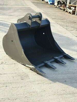 Miller 42 Inch Bucket With Teeth On 65 Mm Pins / Free Uk Delivery Included