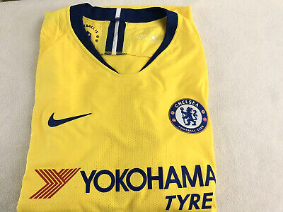 Mens  Chelsea Vapour Away 18/19 Season Football Shirt Size Large New With Tags.