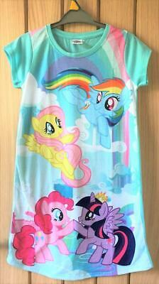 New Girls My Little Pony Nightdress Bagged - Exstore - Ages 2-3, 3-4 & 5-6 Years