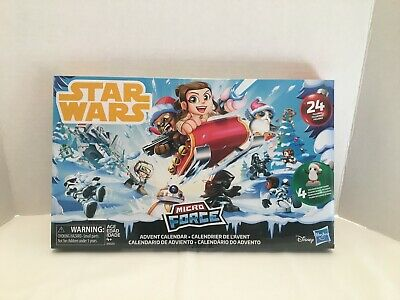 Star Wars Mico Force Advent Calender