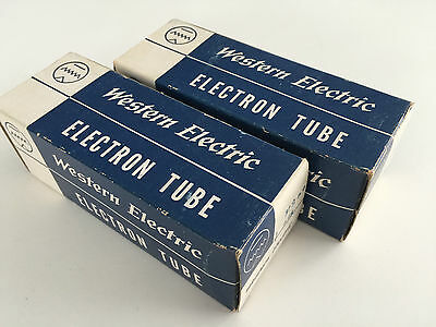 1 Pair Western Electric WE 328A - 1967/1968