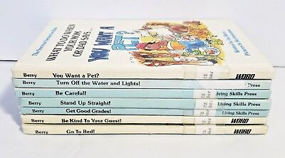 The Survival Series For Kids What To do When Your Mom Or Dad Says... Set Of 7 HB