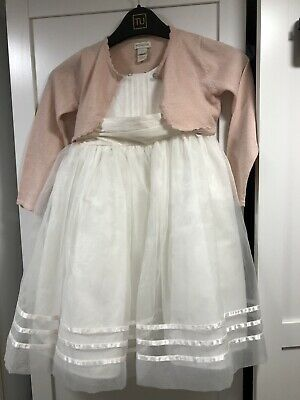 Girls Christening Bridesmaid Outfit 2-3 Next Monsoon