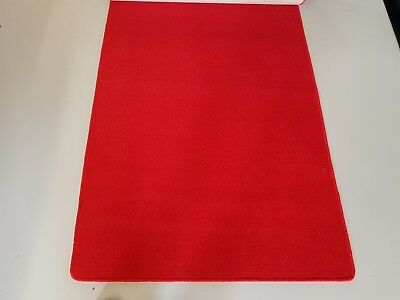 Red Carpet Runner 10m x 1m (Whipped and Fully Bound)