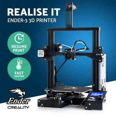 Creality Ender 3 3D Printer Official Resume Printing High Precision Vn