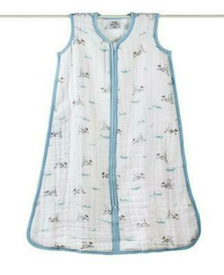aden + anais Liam The Brave Dog Print Cozy Sleeping Bag - Small CLEARANCE! SALE!