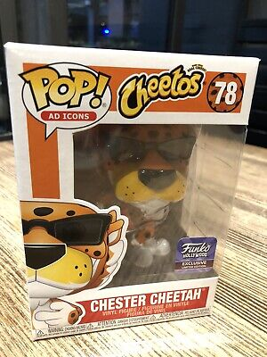 Funko Pop Hollywood CHESTER CHEETAH Grand Opening Exclusive - In Hand