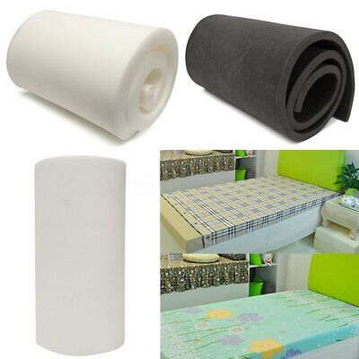 79''/82'' High Density Seat Firm Cushion Upholstery Foam Rubber Replacement