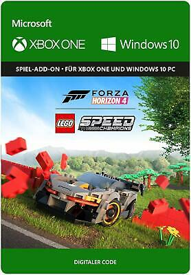 Forza Horizon 4 LEGO Speed Champions - Xbox One / Windows 10 PC Download Code