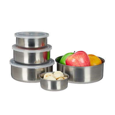Stainless Steel Dabba Magic incl Eco Lunch Box Snackbox Lunchbox
