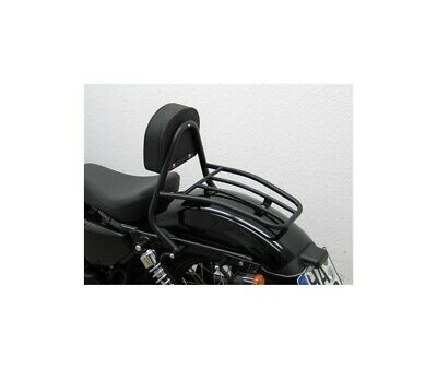 Harley Davidson Sportster Forty-Eight-10/18-Sissy Bar Conducteur + Porte Paquet-