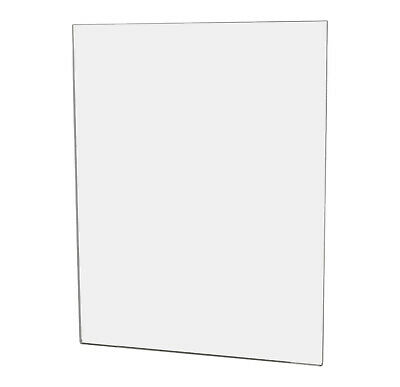 """Magnetic Ad Frame Sign Holder 11""""W x 14""""H Wall Mount with No Holes"""