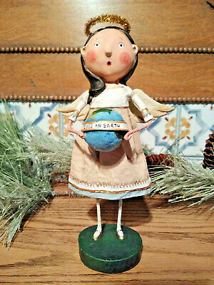 """Lori Mitchell's """"ANGEL OF PEACE"""" New 2019 Christmas Series Collectible"""