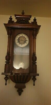 Beautiful Antique Vienna wall clock