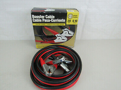 East Penn Professional Service  Booster Cables 20 Feet 2 Guage-New Opened Box