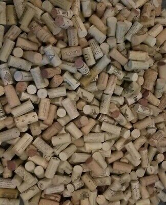 Premium Recycled Corks, Natural Wine Corks From Around the US - 25 Count
