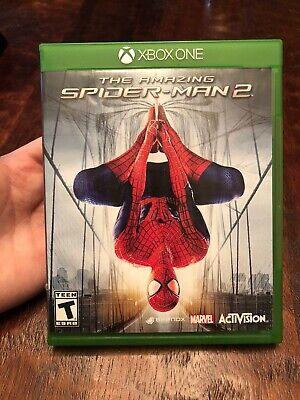 The Amazing Spider-Man 2 (Microsoft Xbox One, 2014) Free Shipping!