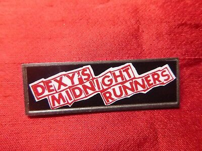 Vintage Badge DEXY'S MIDNIGHT RUNNERS