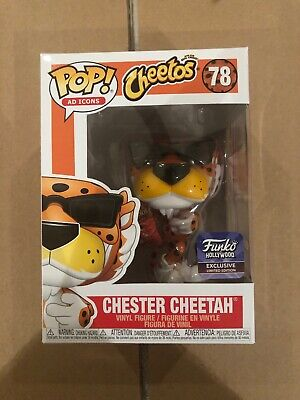 Funko Pop! Chester Cheetah (Hollywood Store Exclusive) Ad Icon