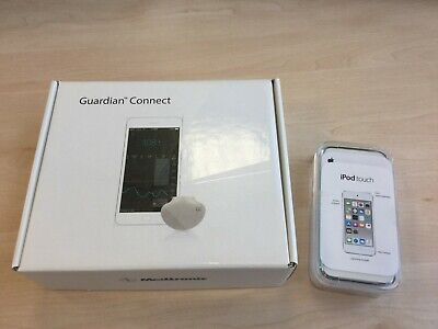 Medtronic Guardian Connect (inkl. Apple iPod Touch) OVP