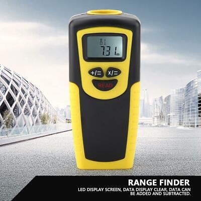 CP3011 Distance Meter Measurer Digital Laser Area Volume Range Finder Measure