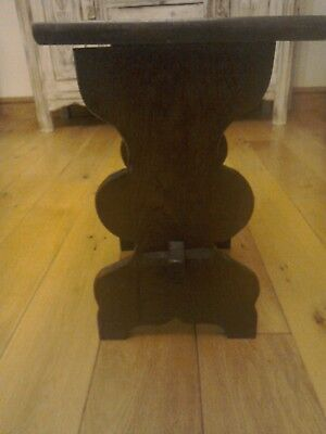 Antique Arts and Crafts small table