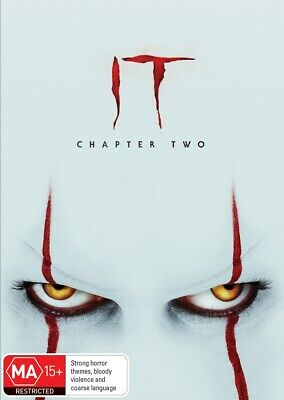 It - Chapter Two 2 : NEW DVD