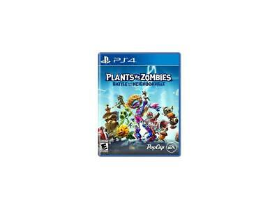Plants Vs Zombies: Battle For Neighborville - PlayStation 4