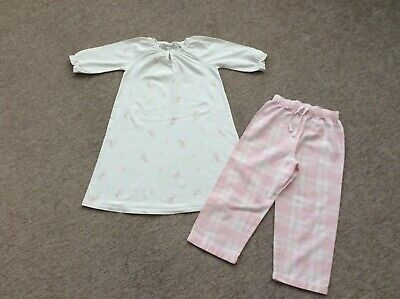 Girls Bed Time Clothing Age 4-5 Years Little White Company London