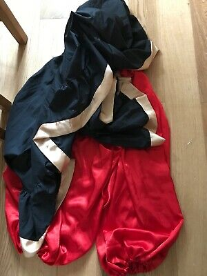 belly dance pantaloons  size medium in good condition