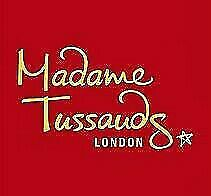 2 x Tickets for Madame Tussauds London