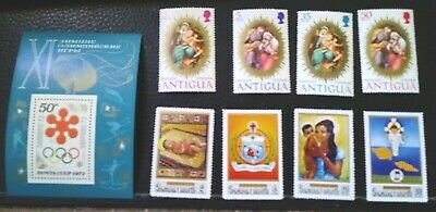 Small Lot of World Wide Stamps .12 Different Countries. sal's stamp store.