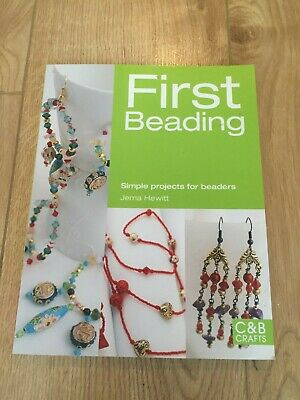 first Beading Book, good condition