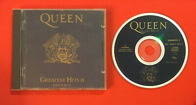 Queen Greatest Hits II Long Play Bon Condition CD