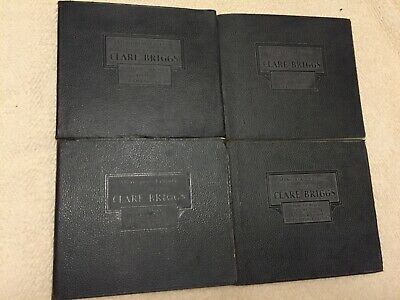 The DRAWINGS of CLARE BRIGGS~ 4 Book MEMORIAL EDITION~DRAWINGS~1930~ Fun Titles