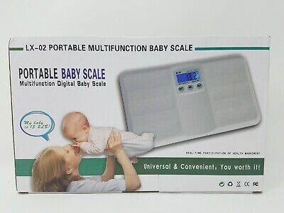 Multifunction Portable Digital Courier, Travel, Pet & Baby Scale 150kg
