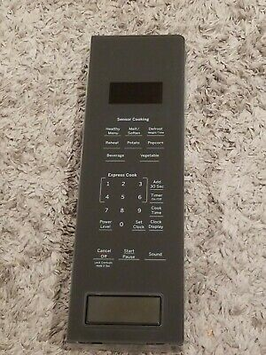 GE Microwave Control Panel Assembly WB56X29717