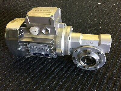 Hollow Shaft Gearmotor, Right Angle