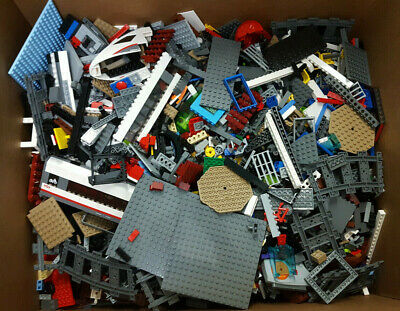 LEGO Bulk Pieces 17 Pounds Lbs. - Loose Parts, Clean, 100% LEGO