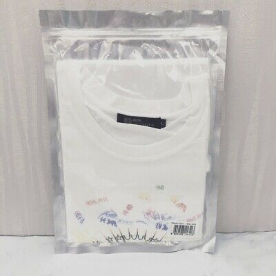 Authentic/Official EXO Sehun Chanyeol Kai The Lost Planet Size L Jubox T-Shirt