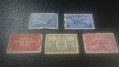 Canada Lot of Sp. Delivery & Special Delivery Airmail Stamps. sal's stamp store