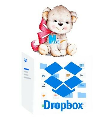 Dropbox Upgrade Referral Service +16GB Permanent Storage for Lifetime