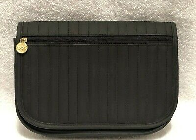 Weight Watchers Member Organizer Black Carrying Case Holder Bag