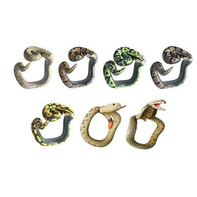 Cute Snake Shape Kids Bracelet Model Children Boys Girls Halloween Fun Gift  w