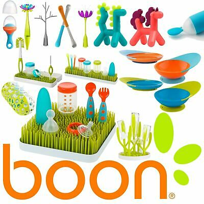 boon - Designers Baby Toddler Feeding Utensils Dish Washing Accessories