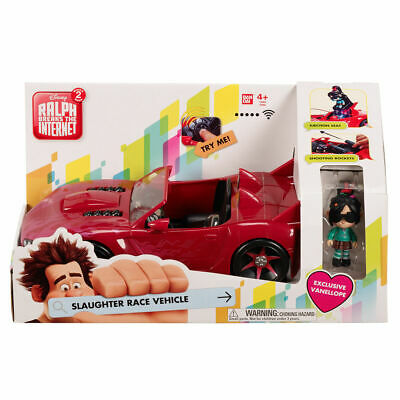 Wreck-It Ralph 2 Vehicle with Figure