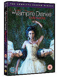 The Vampire Diaries - 2nd Series Complete Season 2 NEW SEALED R2 PAL