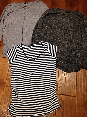 New Look Maternity Bundle Of Tops Size 14