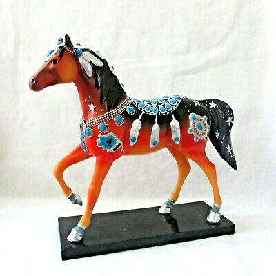 The Trail Of Painted Ponies Native Jewel Retired 2012 Good Condition 2E/2147